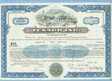Buy DE na Stock Certificate Company: Texaco Inc. ~85