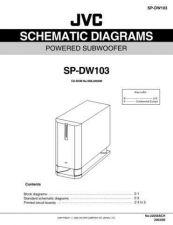 Buy JVC 22056SCH Service Schematics by download #120260