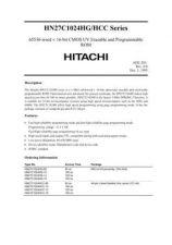 Buy Hitachi X 24HG Manual by download Mauritron #184667