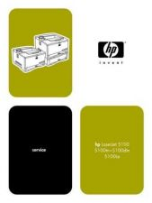 Buy HP LASERJET 5-5M COLOR QUICK REFERENCE SERVICE GUIDE by download #151308