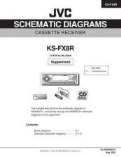 Buy JVC 49580BSCH Service Schematics by download #120347