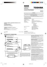 Buy Toshiba 20A43(E F) Manual by download #170210