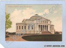 Buy CT Branford Blackstone Memorial Library ct_box1~92