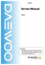 Buy Daewoo OTR model(120V,60Hz) final Manual by download #168711