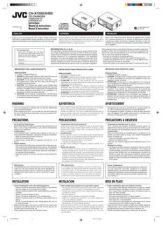 Buy JVC 49594IESPFR Service Schematics by download #120361