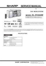 Buy Sharp 518 XLDV444W Manual by download #178581