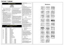 Buy MODEL TATUNG T28N440 by download #126952