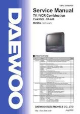 Buy Daewoo 14H2T1BL (E) Service Manual by download #154576