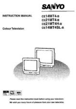 Buy Sanyo CE14MT4SL- Manual by download #171449