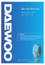 Buy Daewoo G37570S001(r) Service Manual by download #160711
