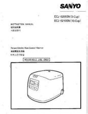 Buy Sanyo ECD-T1560 appvd 5-6-04 Manual by download #174219