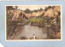 Buy CAN Victoria Postcard Butchart's Gardens can_box1~246