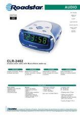 Buy ROADSTAR CLR-2462 by download #127907