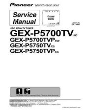 Buy PIONEER C3481 Service Data by download #152957
