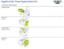 Buy MINOLTA s1 Service Manual by download #138322