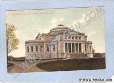 Buy CT Branford Blackstone Memorial Library ct_box1~91