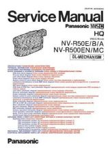 Buy MODEL NV-RX24 Service Information by download #124352