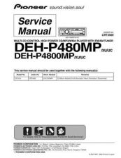 Buy PIONEER C3566 Service Data by download #152972