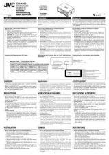 Buy JVC 49698IFR Service Schematics by download #120740