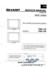 Buy Sharp 70ES14S-16S SM GB Manual.pdf_page_1 by download #178826