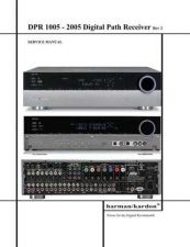 Buy HARMAN KARDON REFERENCE 2000-1 TS Service Manual by download #142904
