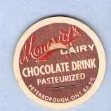 Buy CAN Ontario Peterborough Milk Bottle Cap Name/Subject: Moncrief's Dairy Ch~539