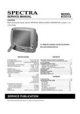 Buy Daewoo HKTV13 Service Manual by download #160753