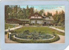 Buy CAN Vancouver Postcard The Pavilion & Lily Pond Stanley Park can_box1~154