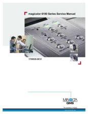 Buy MINOLTA Konica minolta qms magicolor 61x0 servicemanual by download #138172