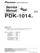 Buy PIONEER A3289 Service Data by download #148749