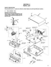 Buy JVC 82858PAR Service Schematics by download #122766