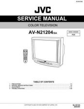 Buy JVC AV-N21204 Service Schematics by download #155394