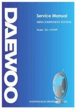 Buy Daewoo XW-123DPR (E) Service Manual by download #155137