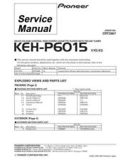 Buy PIONEER C2667 Service Data by download #152761