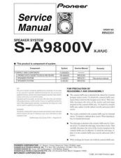 Buy PIONEER R2331 Service Data by download #153285