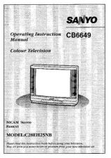 Buy Sanyo CB664 Manual by download #171321
