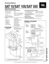 Buy HARMAN KARDON RS-10 SUB SM Service Manual by download #142969