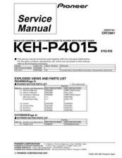 Buy PIONEER C2681 Service Data by download #149048