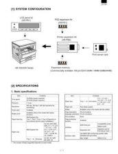 Buy Sharp PB8 CHP2 Service Manual by download #139093