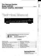 Buy HARMAN KARDON L60 , V3 Service Manual by download #142660