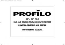 Buy PROFILO 32 TM64 Service Manual by download Mauritron #193663