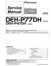 Buy PIONEER C2455 Service Data by download #152643