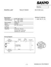 Buy Sanyo SC815 PL650721 Manual by download #175247