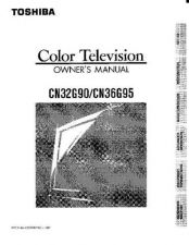 Buy Toshiba CN36G90 Manual by download #171945