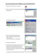 Buy Minolta X3E 1 1ZB5G LETTER Service Schematics by download #136844
