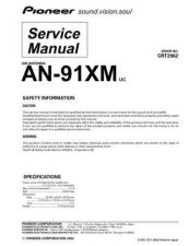 Buy PIONEER C2962 Service Data by download #149124