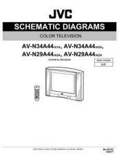 Buy JVC AV-N34A44 SCH TECHNICAL DATA by download #130632