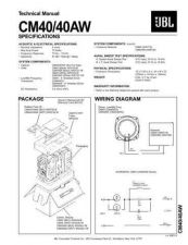 Buy HARMAN KARDON 120TI TS Service Manual by download #141980