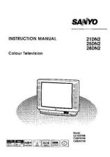 Buy Sanyo 28DN2 Manual by download #172647