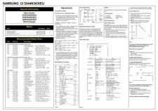 Buy MODEL SAMSUNG CI 5344N3X by download #126921